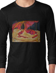 The Dragon's Lair Long Sleeve T-Shirt