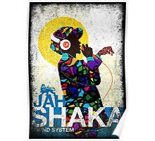 Jah Shaka Poster
