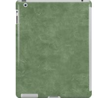 Vineyard Green Oil Pastel Color Accent iPad Case/Skin
