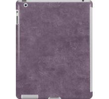 Vintage Violet Oil Pastel Color Accent iPad Case/Skin