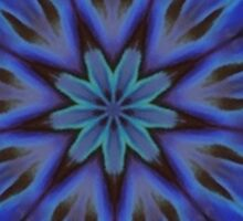 Iridescent Abalone Mother of Pearl Shell Kaleidoscope Sticker