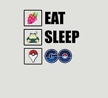 Eat, Sleep, GO - Pokemon GO Unisex T-Shirt