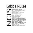 Gibbs Rules by Zacaca-Com