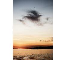English Bay Photographic Print