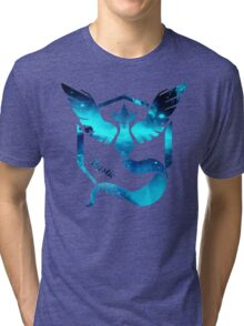 Team Mystic Pokemon go  Tri-blend T-Shirt