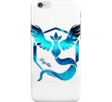 Team Mystic Pokemon go  iPhone Case/Skin
