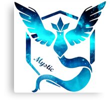 Team Mystic Pokemon go  Canvas Print