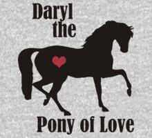 Daryl the Pony of Love Kids Tee
