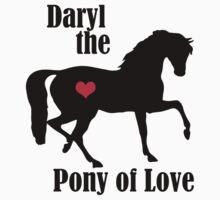 Daryl the Pony of Love One Piece - Long Sleeve