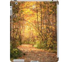 Northern trails iPad Case/Skin