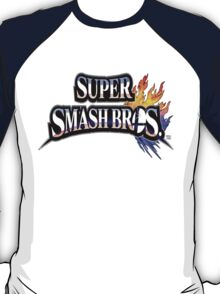 Super Smash Bros Shirt T-Shirt