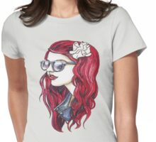Reader Womens Fitted T-Shirt