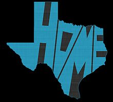 Texas HOME state design by surgedesigns