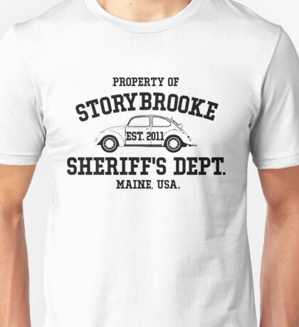 StoryBrooke - Sheriff's Department Unisex T-Shirt