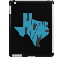 Texas HOME state design iPad Case/Skin