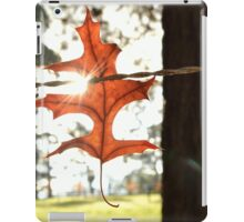 Wired for Leaf iPad Case/Skin