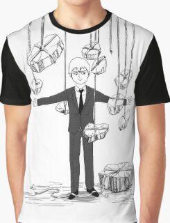 MOB PSYCHO 100 #02 Graphic T-Shirt