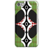 Second Doctor Who (Patrick Troughton) iPhone Case/Skin