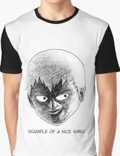 MOB PSYCHO 100 #03 Graphic T-Shirt