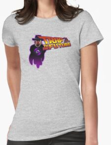 Trap To The Future Womens Fitted T-Shirt