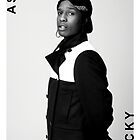 A$AP ROCKY by Atom For Peace 420