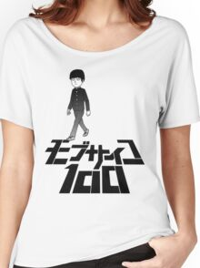 MOB PSYCHO 100 #04 Women's Relaxed Fit T-Shirt