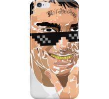 Ben Shapiro Thug Life #20 iPhone Case/Skin