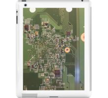 Computer Guts iPad Case/Skin