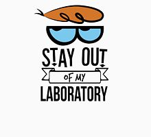 Stay Out of My Laboratory - Dexter Unisex T-Shirt