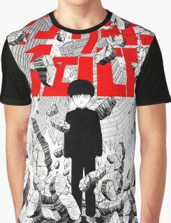 MOB PSYCHO 100 #06 Graphic T-Shirt
