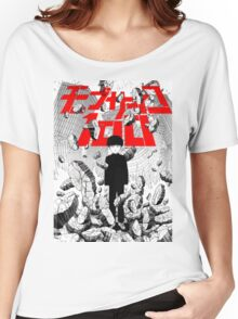 MOB PSYCHO 100 #06 Women's Relaxed Fit T-Shirt