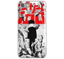 MOB PSYCHO 100 #06 iPhone Case/Skin