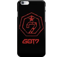 Kpop new accessories GOT7 New Arrival T-shirt Hot Sale JB Mark Jackson Jr iPhone Case/Skin