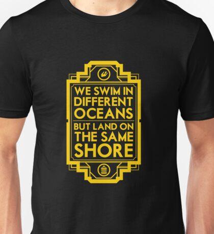 Different Oceans Unisex T-Shirt