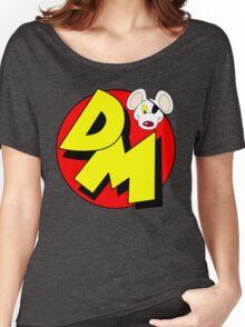 Danger Mouse Logo Women's Relaxed Fit T-Shirt