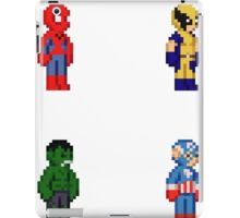 Marvel Pixel Heroes 2! iPad Case/Skin