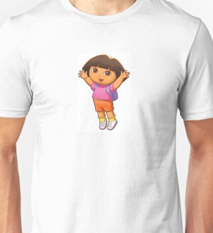 Dora the Explorer! Unisex T-Shirt