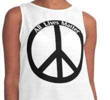 All Lives Matter - Equality Contrast Tank