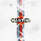 Martini Racing Track Day iPhone Case by CaptainAussum