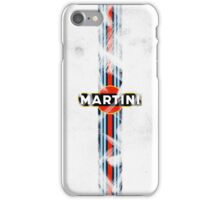 Martini Racing Track Day iPhone Case iPhone Case/Skin