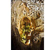 Carlsbad Caverns Study 2  Photographic Print