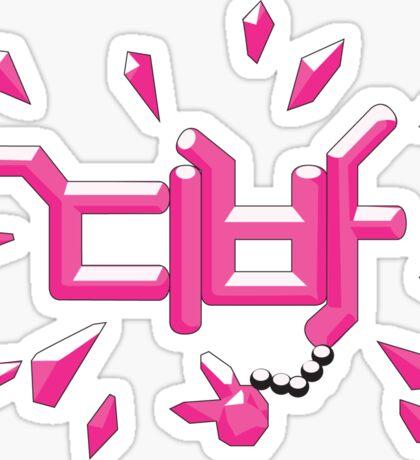 D.Va Spray 3 Sticker