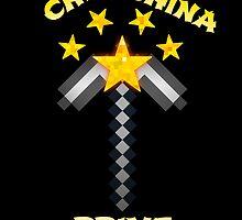 China China Prime! by SlyFoxHound