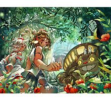 Forest of Magic Photographic Print