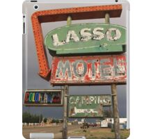Lasso Motel iPad Case/Skin