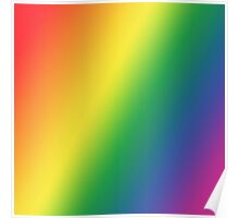 Gay Pride and Same Sex Marriage Gradient Poster