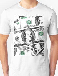 $100 dollars Unisex T-Shirt
