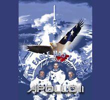 the eagle has landed Unisex T-Shirt