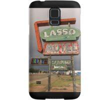 Lasso Motel Samsung Galaxy Case/Skin