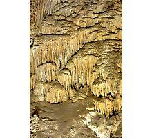 Carlsbad Caverns Study 3  Photographic Print